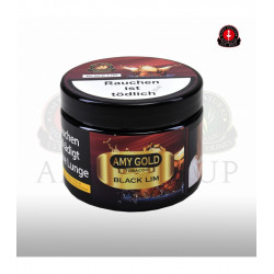Amy Gold Dose 200 g Black Lim